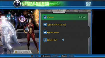 """Marvel: Ultimate Alliance """"Spider-Woman Redone (with open face) by Mike Gens"""""""