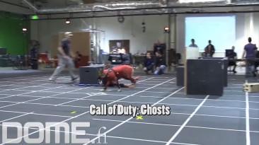 Как записывались анимации для Call of Duty: Ghosts.