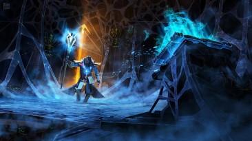 Ролевая игра Book of Demons в раннем доступе