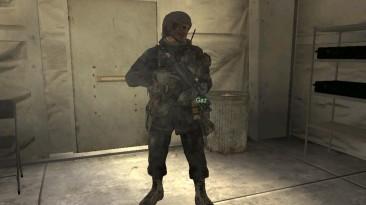 "Call of Duty 4: Modern Warfare ""Зомби - Союзники"""
