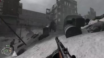 Игро-клюква #3. Call of Duty 2 - Картошка вместо клюквы?!