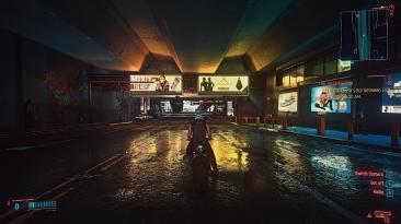 "Cyberpunk 2077 ""Пресет HDR"""