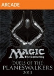 Обложка игры Magic: The Gathering - Duels of the Planeswalkers 2013