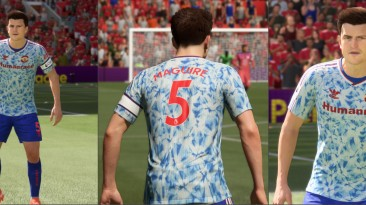 """FIFA 21 """"Коллаборация Adidas x Humanrace для МЮ"""""""