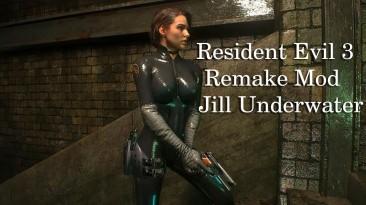 "Resident Evil 3 ""Y-Jill A3-0"""