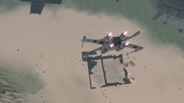 "Star Wars: Battlefront 2 ""Barkhesh Map"""