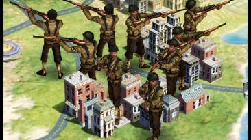 """Civilization 4 """"Hi-res infantry"""""""