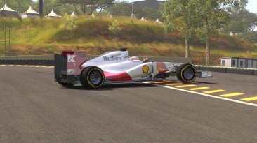 "F1 2011 ""Rigel's McLaren MP-4/8 HD"""