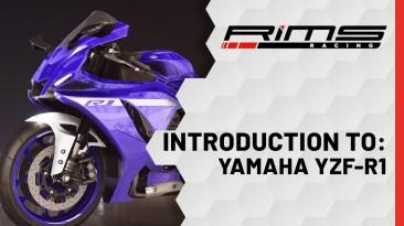 В новом трейлере RiMS Racing был представлен Yamaha YZF-R1