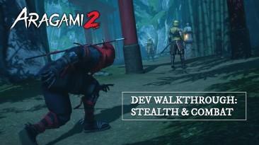 В новом трейлере Aragami 2 была представлена боевая система и стэлс