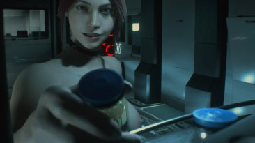 "Resident Evil 2 ""Голая Клэр из Код Вероники"""