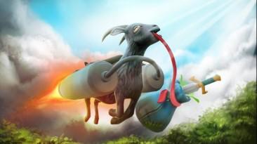 Goat Simulator за 74 руб в Steam
