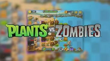 PLANTS vs. ZOMBIES RAP BATTLE - Dan Bull & Boyinaband [Музыкальное видео]