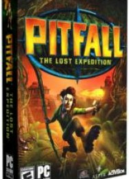 Обложка игры Pitfall: The Lost Expedition