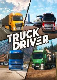 Обложка игры Truck Driver