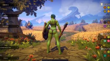 Новое видео MMORPG Corepunk о кастомизации персонажа; Игра снова переносится