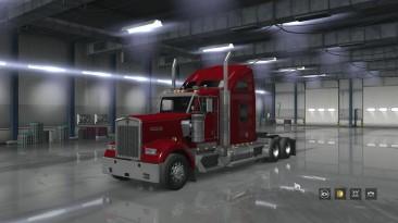 American Truck Simulator - Обзор DLC SPACE PAINT JOBS PACK