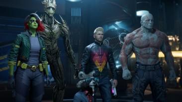 Стало известно точное время выхода Marvel's Guardians of the Galaxy