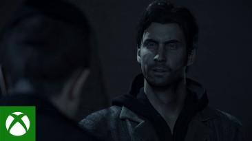 Новый трейлер Alan Wake Remastered сравнивает ремастер с оригиналом