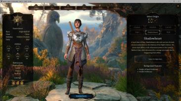 """Baldur's Gate 3 """"Разблокировка готовых персонажей для игры"""""""