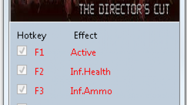 Deadly Premonition ~ The Director's Cut: Трейнер/Trainer (+8) [1.0.0.1] {MrAntiFun}