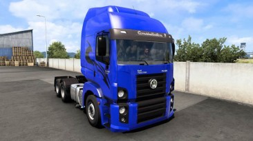 "Euro Truck Simulator 2 "" VW constellation 7.0 (1.40.*)"""