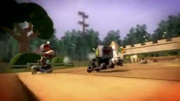 """LittleBigPlanet Karting """"Story Mode Trailer"""""""