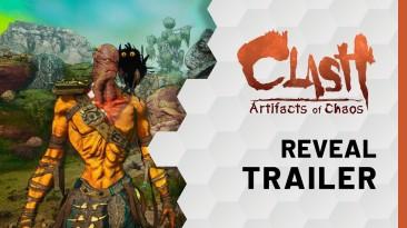 Анонсирована Clash: Artifacts of Chaos для PS5, Xbox Series, PS4, Xbox One и ПК