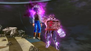 Новые скриншоты Бога Разрушения Топпо из предстоящего DLC для Dragon Ball Xenoverse 2