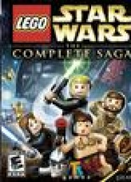 Обложка игры LEGO Star Wars: The Complete Saga