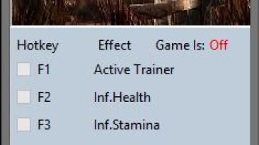 Far Cry 2: Трейнер/Trainer (+8) [Latest Steam] {MrAntiFun}