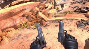 Arizona Sunshine геймплей - VR \ PC.