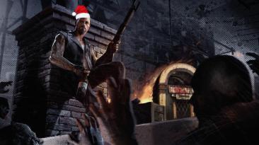 В Left 4 Dead готовятся к новому году