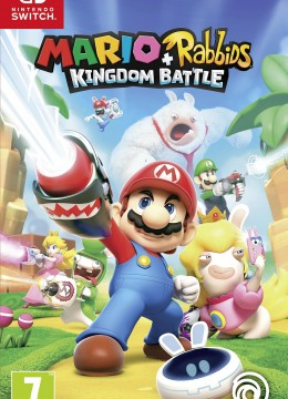 Mario x Rabbids: Kingdom Battle