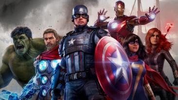 Патч первого дня Marvel's Avengers будет весить 18 ГБ