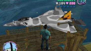 "Grand Theft Auto: Vice City ""F-22"""