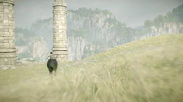 Как Bluepoint Games воссоздавали Shadow of the Colossus