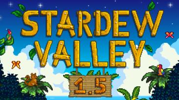 Обновление 1.5 для Stardew Valley доступно на консолях