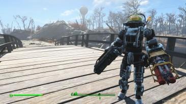 """Fallout 4 """"Фикс моста Сэнкчуари-Хиллз от TTek"""""""