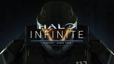 Новые подробности о звуке Halo Infinite