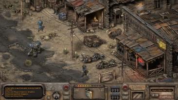 Как может выглядеть современный изометрический Fallout