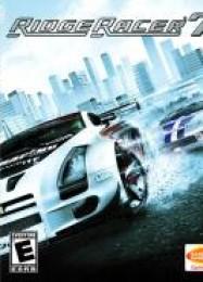 Обложка игры Ridge Racer 7