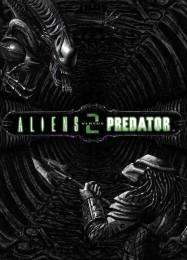 Обложка игры Aliens Versus Predator 2