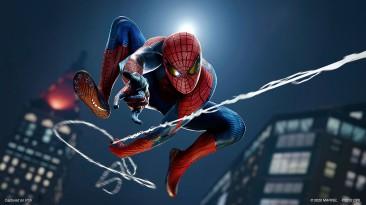 Переиздание Marvel's Spider-Man для PS5 начали продавать отдельно