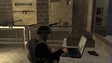 """Call of Duty 4: Modern Warfare """"Донбасс в огне - Черный спецназ"""""""