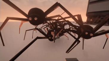 Поклонники придумали, как заполнить Teardown гигантскими пауками