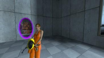 """Portal 2 """"Новый костюм, новая пушка и новые порталы"""""""
