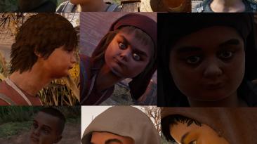 С ними что-то не так: Игроки обратили внимание на странную внешность детей в Assassin's Creed Valhalla