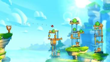Дебютный показ Angry Birds 2