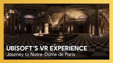 Ubisoft превратит Собор Парижской Богоматери из Assassin's Creed: Unity в VR-игру